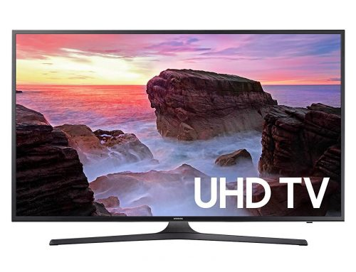The Best Deals on Smart TV's