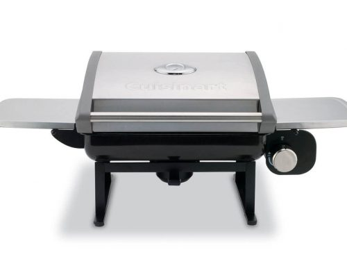 Cuisinart CGG-200 All-Foods Tabletop Propane Gas Grill Review