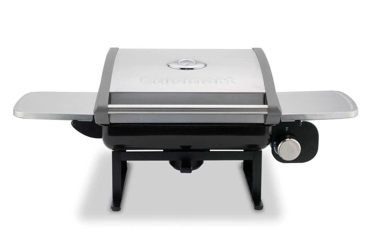 Cuisinart CGG 200 All Foods Tabletop Propane Gas Grill Review
