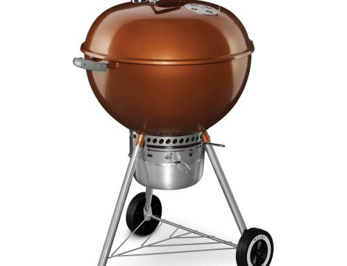 Weber 14402001 Original Kettle Premium Charcoal Grill Review