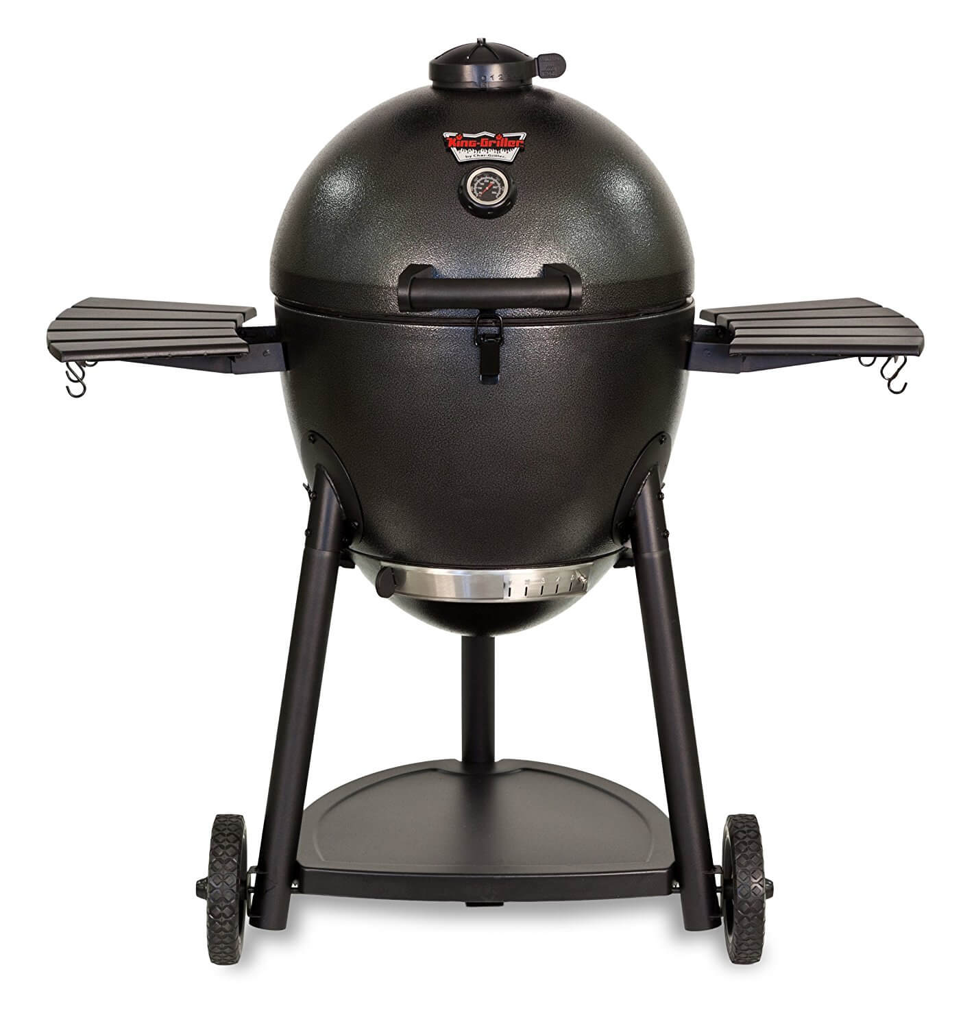 Char-Griller Kamado Kooker Charcoal Barbecue Grill and Smoker Review