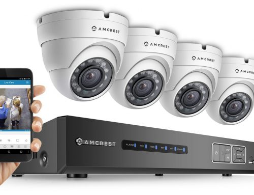 Amcrest Full-HD 1080P 4CH Video Security System Review