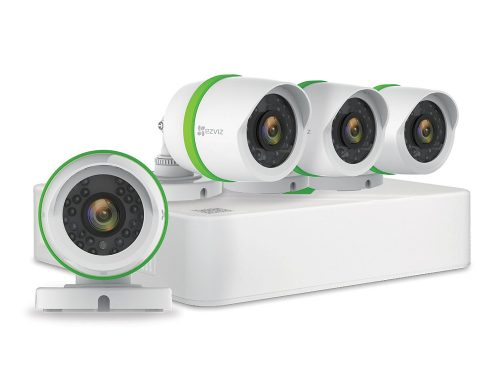 EZVIZ Outdoor 1080p Video Security Surveillance System Review