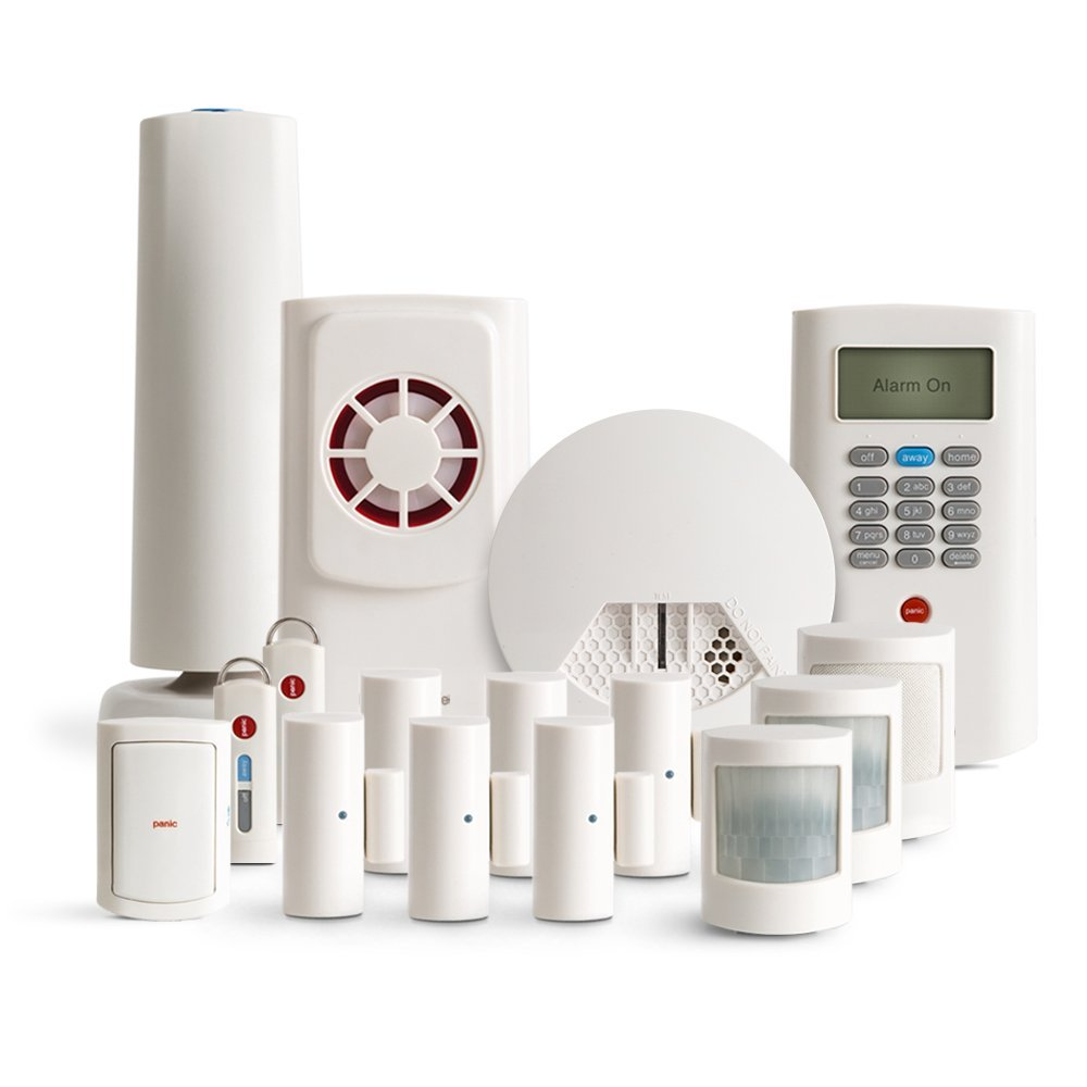 Simplisafe Wireless Home Security Command Echo Review