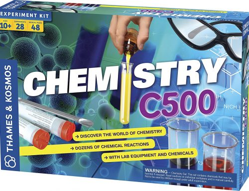 The Best Chemistry Sets for Kids