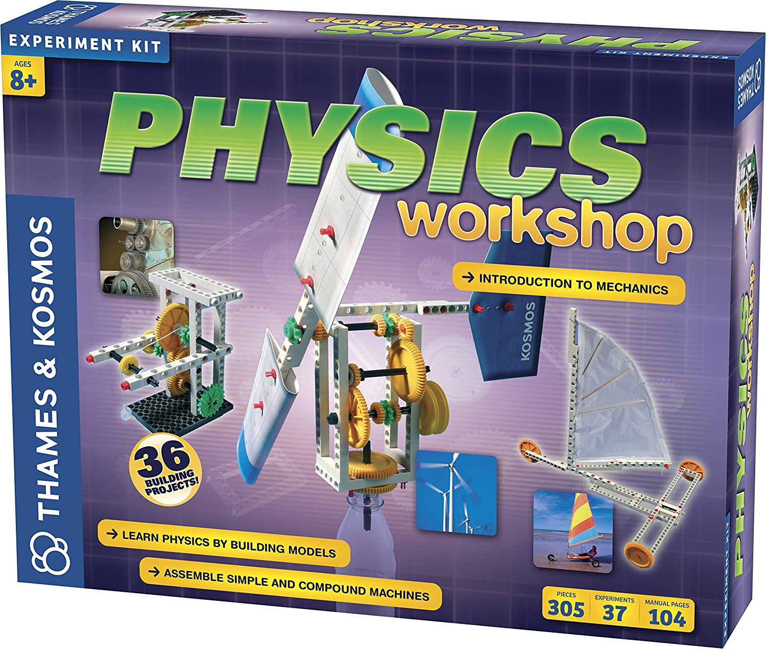 Building Toys Teens : The best physics kits toys for teenagers around age