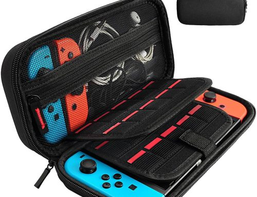 A List of the Best Nintendo Switch Accessories