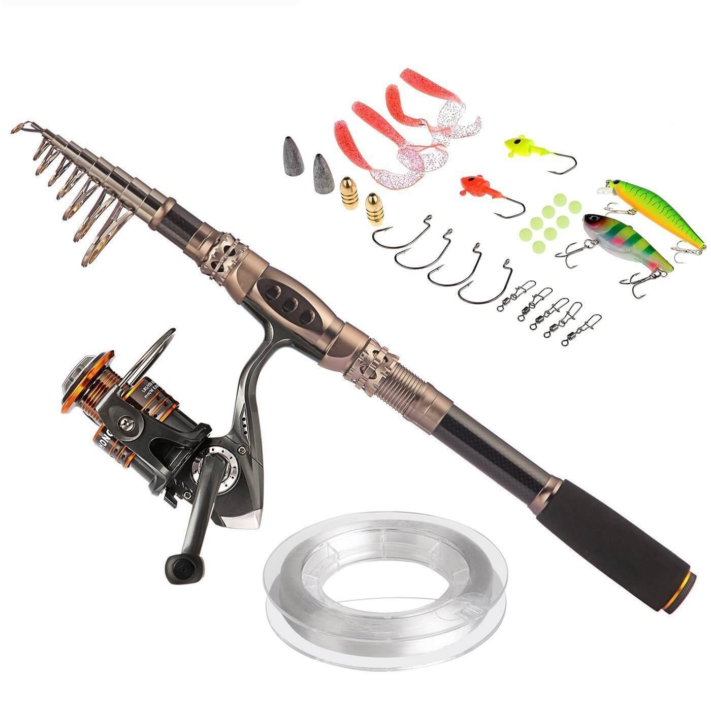 The best fishing rods 1 fishing rods top fishing pole for Best fishing rods