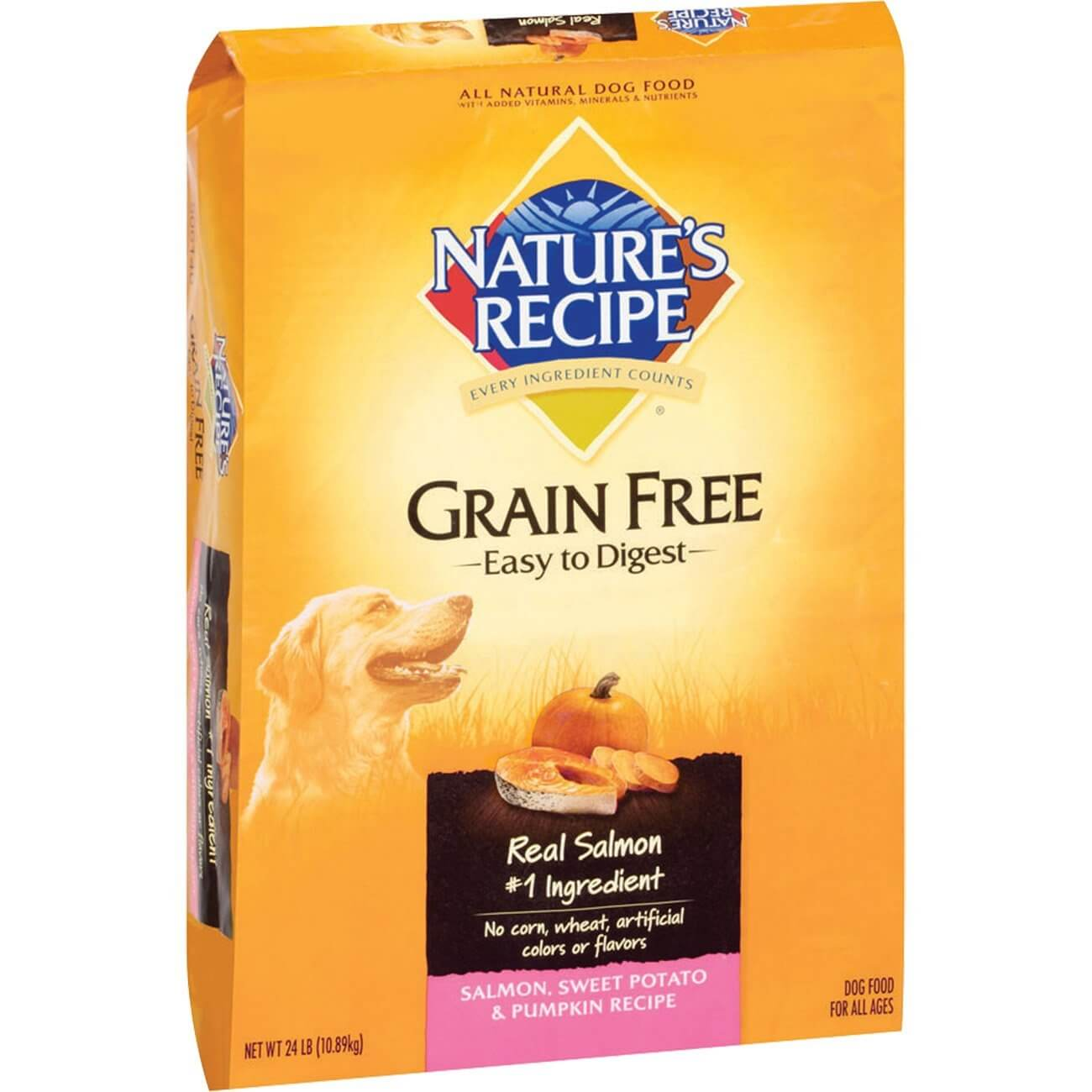 Wild Grain Free Dog Food