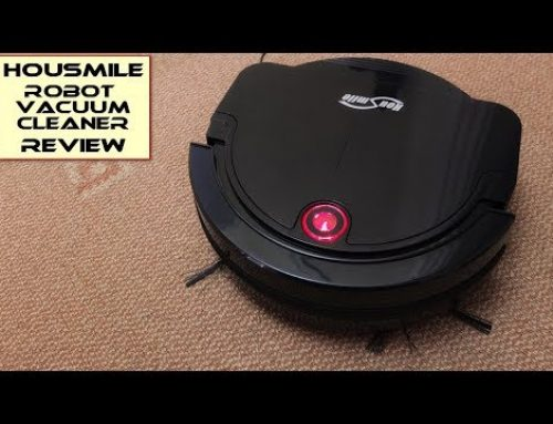 Housmile Robotic Vacuum Cleaner: Review