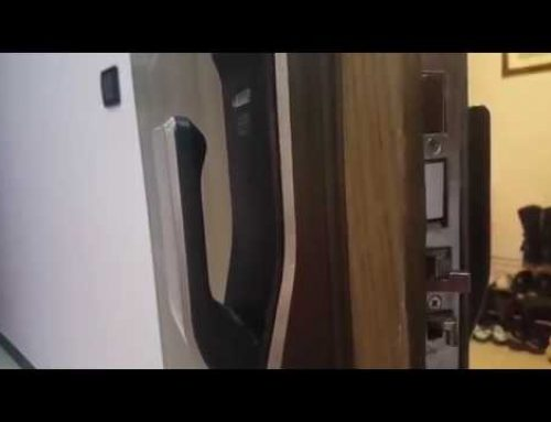 Samsung SHS P718 Fingerprint Digital Door Lock – Review