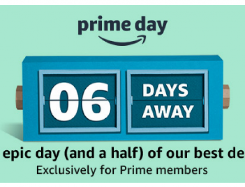 Amazon Prime Day – July 16th 2018