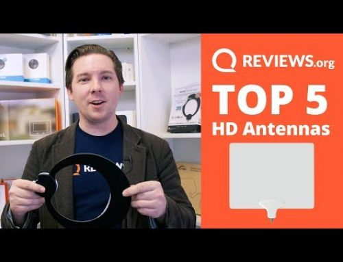 Top 5 HD Antennas 2018 (indoor)