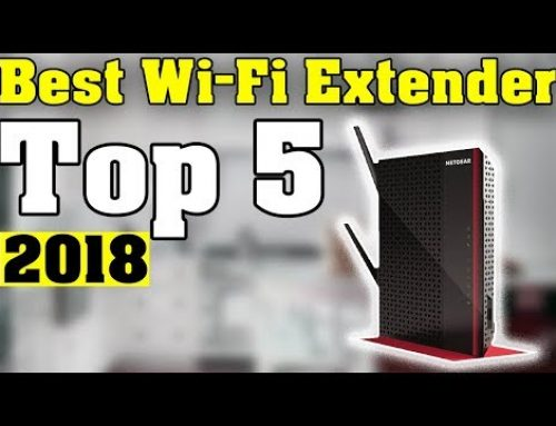 TOP 5: Best WiFi Extender 2018