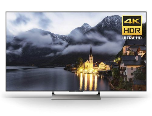 Sony 4K TV Black Friday & Cyber Monday Deals 2018